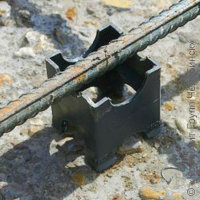 Rebar Spacers and Supports